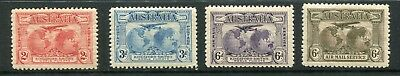 KINGSFORD SMITH SET OF 3 & 6' AIRMAIL Fine Mint