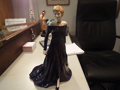 HN5066 Royal Doulton DIANA PRINCESS OF WALES Figurine Limited Edition
