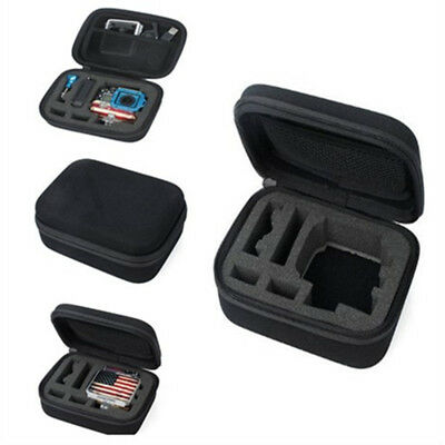 Small Carrying Case Travel Bag for GoPro HERO5 Session 4 3+ 3 2 Action Camera