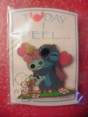 pins disney stitch  feel calin  limite 700 ex