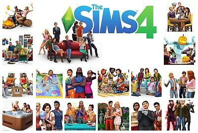 The Sims 4 Origin Packs