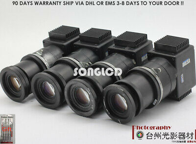 Ccd Camera Dalsa S2-12-02K40 With Lens