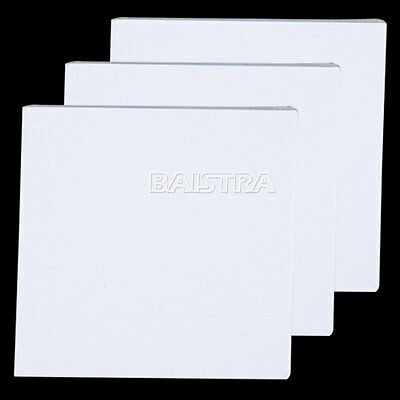 3 Pads 50 Sheets Dental Disposable Mixing Poly Pad Paper 2x2 inch SALE