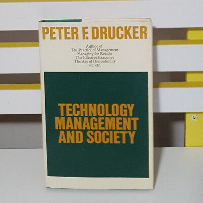 the practice of management drucker peter f
