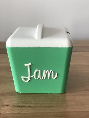 Vintage Canister Gay Ware  Retro Gayware Jam