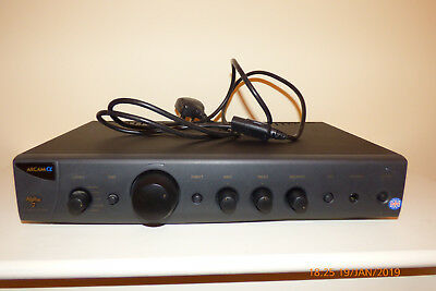 Arcam Alpha 7 Stereo Integrated Amplifier Black