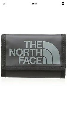 North Face Base Camp wallet TNF Black One Size
