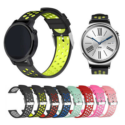 New Silicone Sport Loop Bracelet Watch Band Strap For Apple iWatch 38/42/40/44mm
