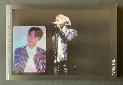 BTS Bangtan Boys-The Wings Tour Essay Book for J HOPE Photo Card
