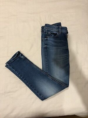 Boys Sz 12 Piping Hot Jeans Exc Cond