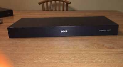 Dell PowerEdge 180AS Console Switch With Rack Mounts