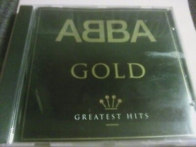 Abba Gold , Greatest Hits,19 Titel, guter Zustand