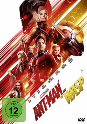 Ant-Man and the Wasp (DVD - NEU)