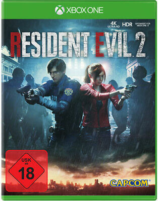 Resident Evil 2 HD Remake (Xbox One) (Neuf et Scellé) (Intégral) (