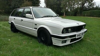 1991 Bmw E30 318 Touring With An M52 2 8