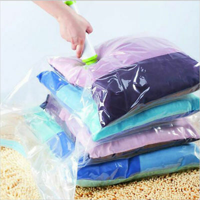 Large Space Saver Bags Storage Bag Vacuum Seal Organizer