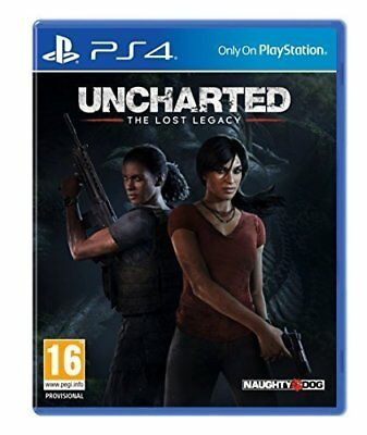Uncharted The Lost Legacy (PS4) (NEU & OVP) (UNCUT) (Blitzversand)