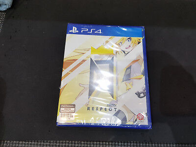 DJMAX RESPECT Sony Playstation 4 PS4 New and Original Factory Sealed