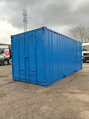 20ft x 8ft Shipping Container, Workshop, Storage Container