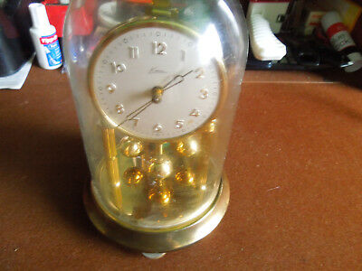 Lovely Vintage Small 'kern'  Anniversary Clock Spares & Repairs