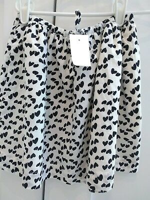 Crewcuts girls skirt size 8 new with tags