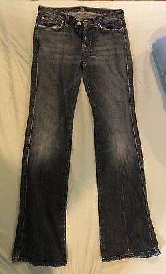 7 For All Mankind Bootcut Jeans Girls