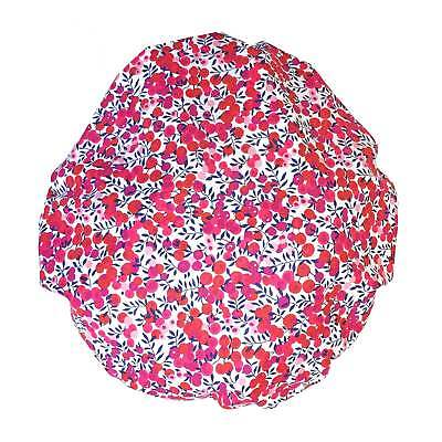 Alice Caroline Wiltshire Red Shower Cap