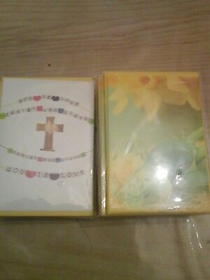 60 Easter Cards, Wholesale Joblot Greeting Cards