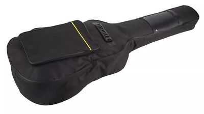 """Full Size Padded Protective Classical Acoustic Guitar Back Bag Carry Case 41"""""""