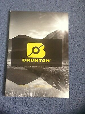 Brunton Spring Summer 2015 Catalogue Brochure