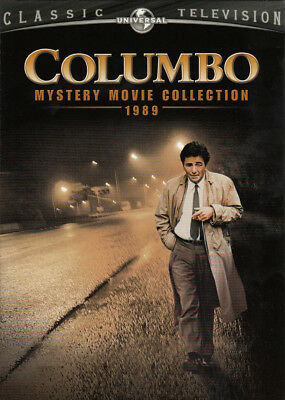 Columbo - Mystery Movie Collection, 1989 (Boxset) (Dvd)