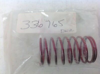 336765 NEW OEM Johnson Evinrude OMC BRP Relief Valve Spring 0336765 FREE SHIPPNG