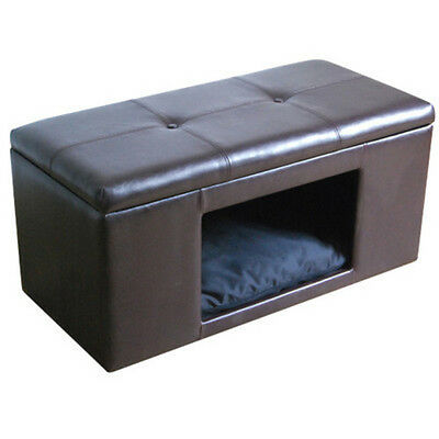 Cool Pet Bed Bench Ottoman Cat Dog Small Furniture Dogs Cats Gmtry Best Dining Table And Chair Ideas Images Gmtryco