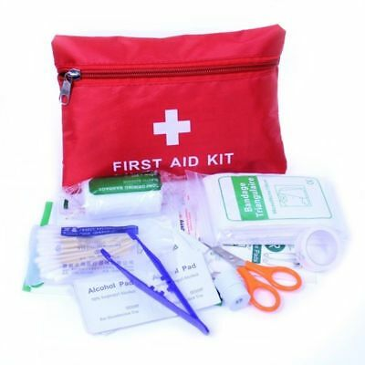First Aid Kit Medical Pouch Emergency Kit Bag Suitable for Outdoor Home Travel