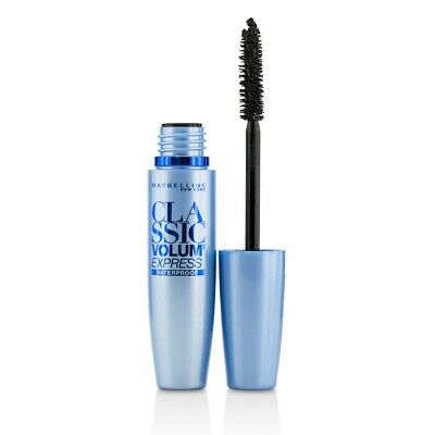bdfc299bcc2 NEW Maybelline Volum' Express Classic Waterproof Mascara - # Black 0.28oz  Womens