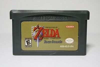 The Legend of Zelda: A Link to the Past w/ FS for the GameBoyAdvance - US Seller