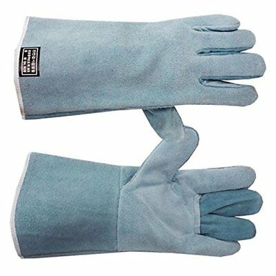 Welding gloves. Manttang. Premium Top quality. New. Sealed. Light blue £ 8.99