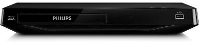 Philips 3D Blu-ray Disc / DVD Player (BDP2985/F7) Plays Netflix and Youtube