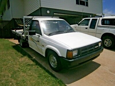 1994 Mazda B2600 Cab/chassis Ute - 175,000 Kms - Tidy