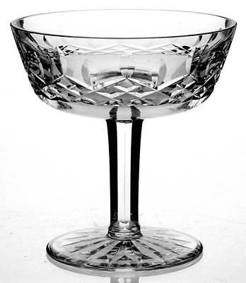 """Waterford Lismore, Crystal Champagne/Tall Sherbet 4 1/8"""" , 8 - Glasses"""