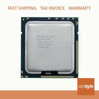 Intel Cpu L5520 4C 2.26Ghz 1066 8M Slbfa