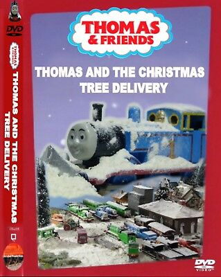 Thomas & Friends- Thomas and the Christmas Tree Delivery (Official DVD)
