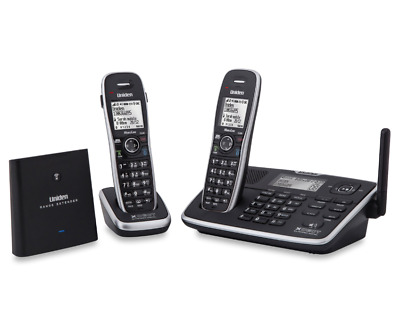 Uniden 8155+1 Xdect Extended Long Range Bluetooth Cordless Phone System