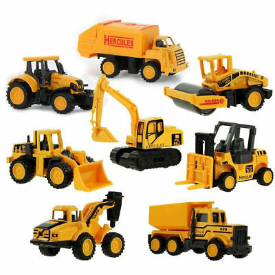 Small Engineering Car Model Mini Construction Vehicle Entertainment Toy