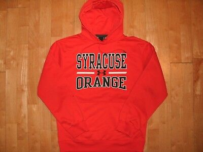 Syracuse University Hoodie Excellent Cond Sz Small Otto