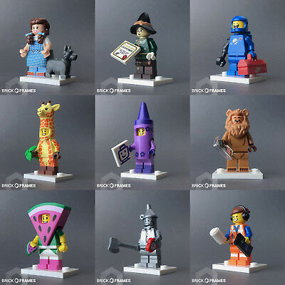The LEGO Movie 2 Series Minifigures - Brand New - SELECT YOUR MINIFIG - CMF