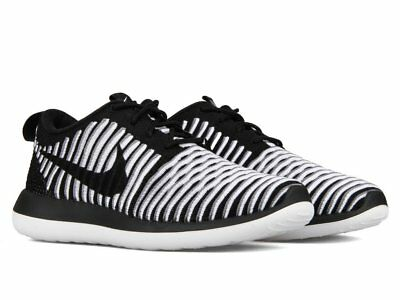 store discount shop best value NEW WOMEN'S NIKE Roshe Two Flyknit Shoes - 844929 001 - Black ...
