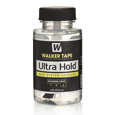 WALKER TAPE ULTRA HOLD Hair Glue Adhesive - Hairpiece, Wig, Toupee