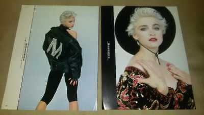 10X Madonna Japanese Magazine Clippings Mitsubishi Adverts Set#2