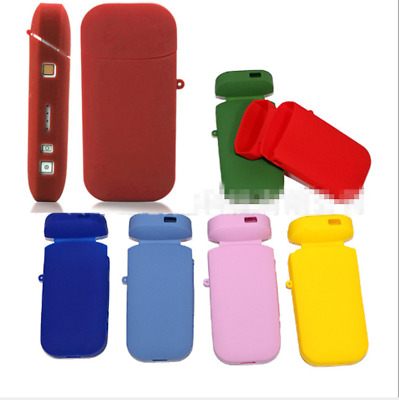 1pcs Full Protective Silicone Anti Scratch Portable Shell Case Cover For IQOS